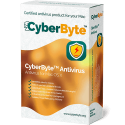 CyberByte Antivirus for Mac