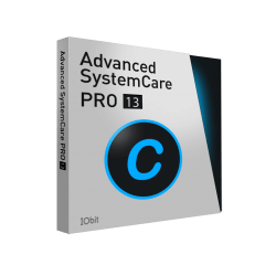 IObit Advanced SystemCare 13 PRO